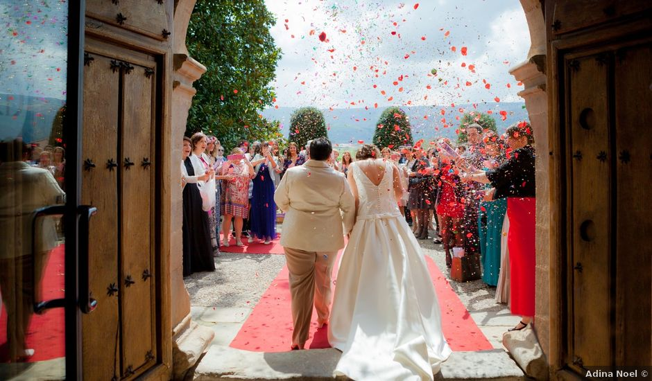 La boda de Oihane y Amaia en Villacarriedo, Cantabria
