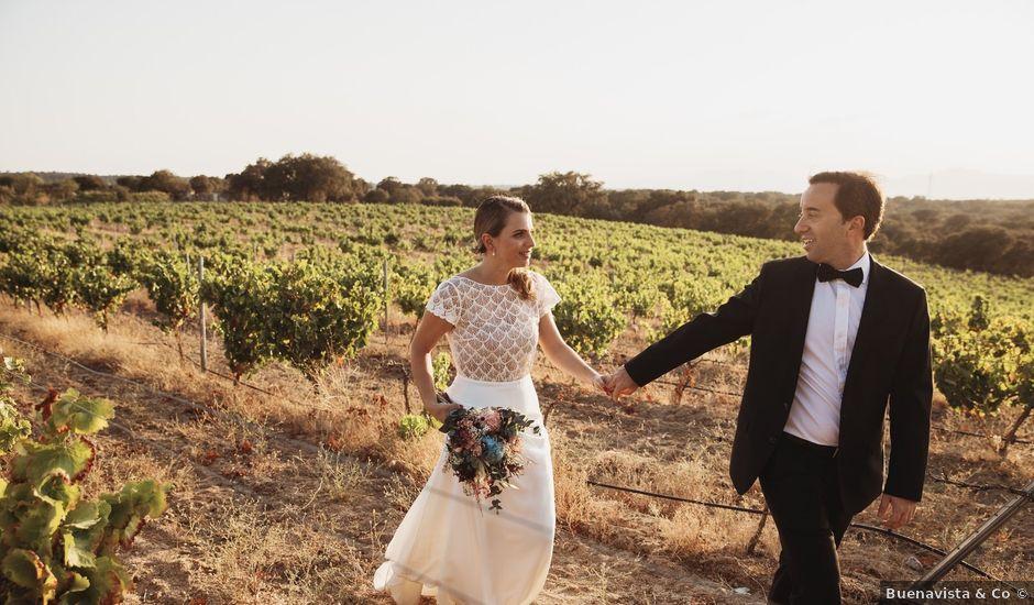La boda de Juan Manuel y Carolina en La Torre De Esteban Hambran, Toledo