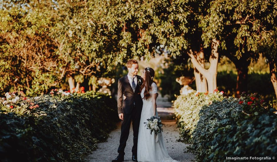 La boda de Alba y Ceci en Picanya, Valencia