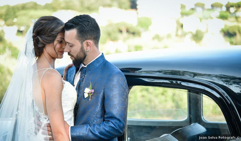 La boda de Carlos y Miriam en Arenys De Munt, Barcelona