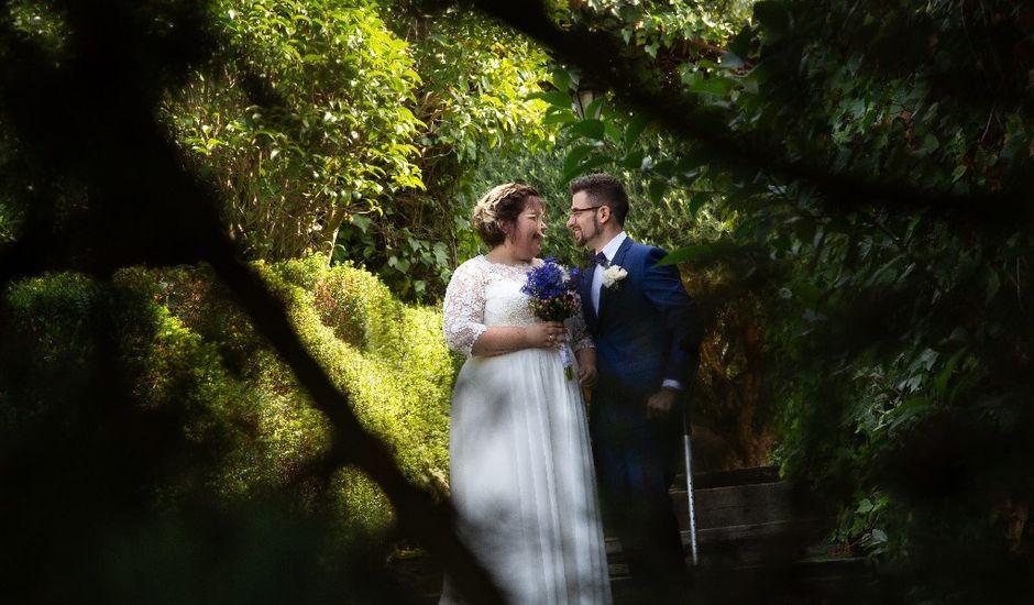 La boda de Isaac y Laura en Montornes Del Valles, Barcelona