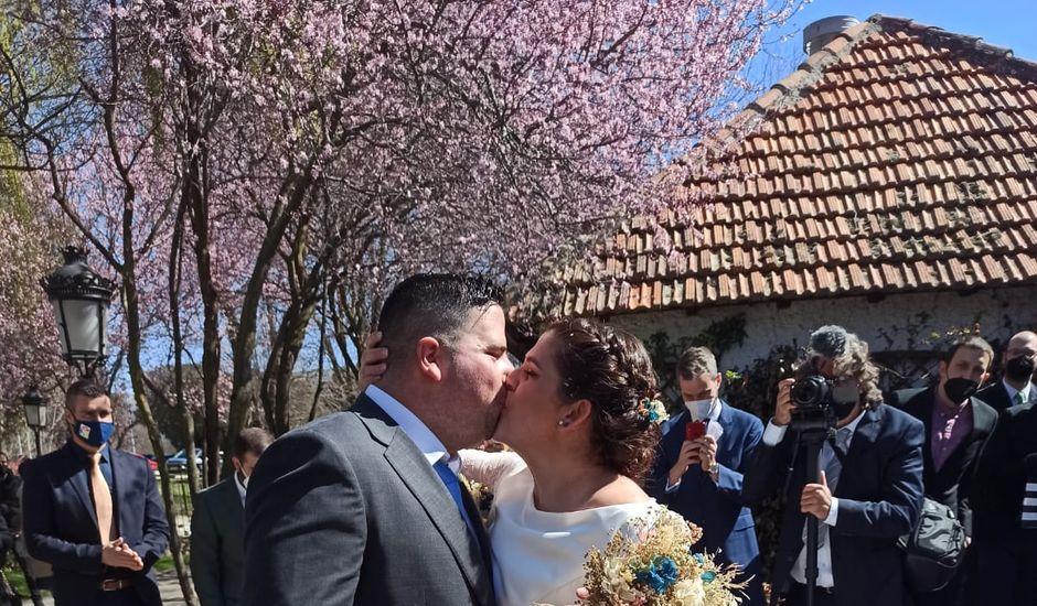 La boda de Juanjo y Esther en Collado Villalba, Madrid