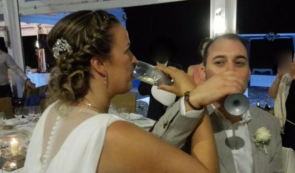 La boda de Fernando  y Silvia en El Saler, Valencia