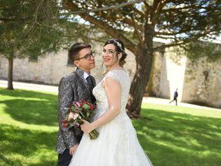 La boda de Irati y Imanol