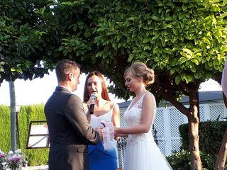 La boda de Nathalie y David 1