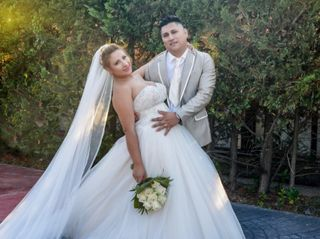 La boda de Silvia y Edison