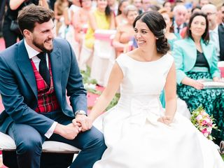 La boda de Anabel y Samuel