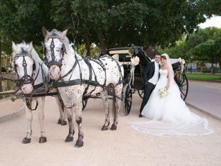 La boda de Salva y Raquel