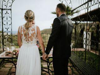 La boda de Lidia y Kike