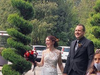 La boda de Puri y Ricard