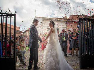 La boda de Lourdes y Alfonso 2