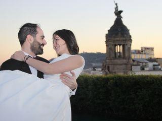 La boda de Silvia y Javier 1