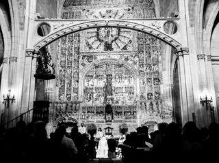 La boda de Teresa y Brendan 1