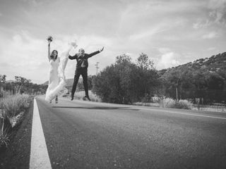 La boda de Jessica y Pedro