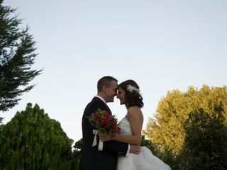 La boda de Esther y Victor