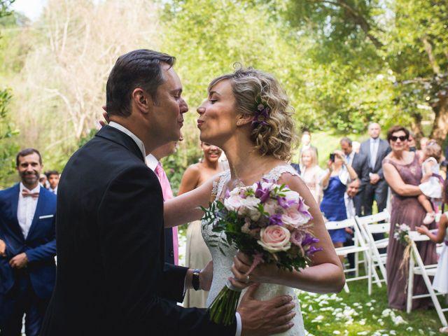 La boda de Juan Angel y Anne en Santiago De Compostela, A Coruña 18