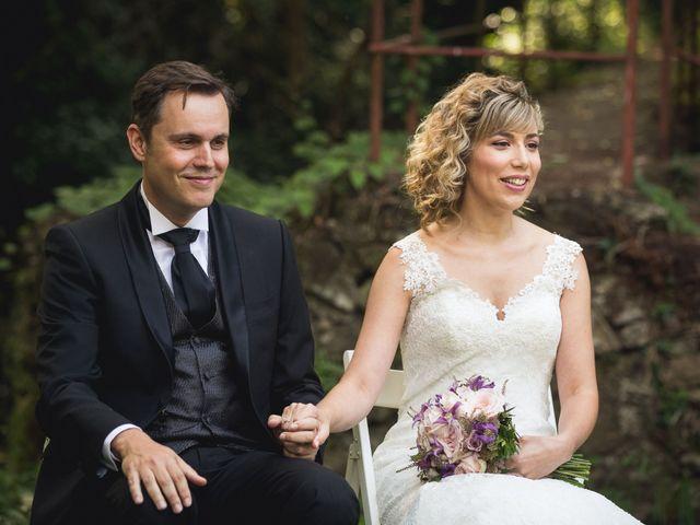La boda de Anne y Juan Angel