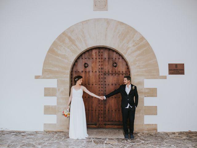 La boda de Jordi y Anna en Eivissa, Islas Baleares 17