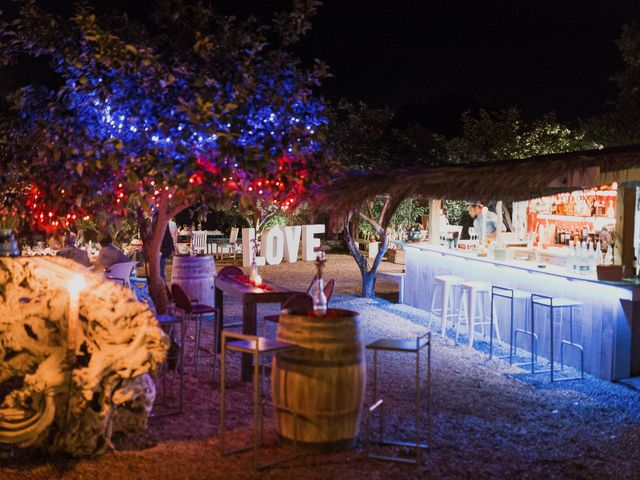 La boda de Jordi y Anna en Eivissa, Islas Baleares 1