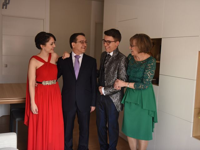 La boda de Imanol y Irati en Pamplona, Navarra 4
