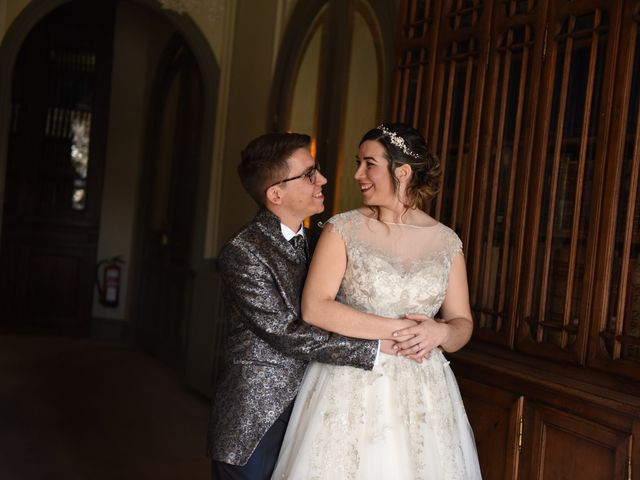 La boda de Imanol y Irati en Pamplona, Navarra 15