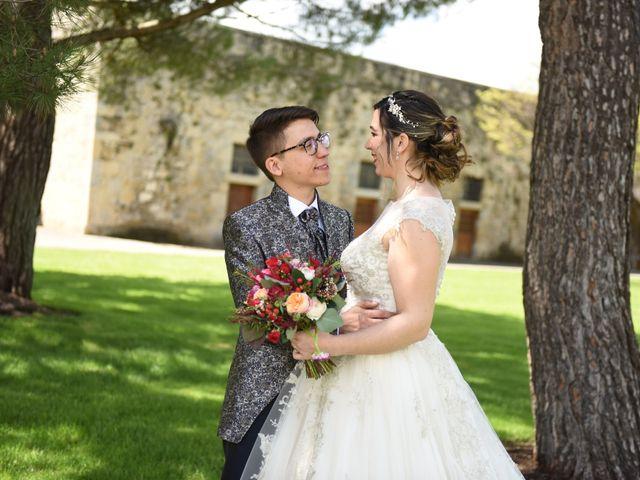 La boda de Imanol y Irati en Pamplona, Navarra 37