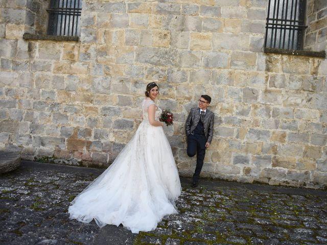La boda de Imanol y Irati en Pamplona, Navarra 39