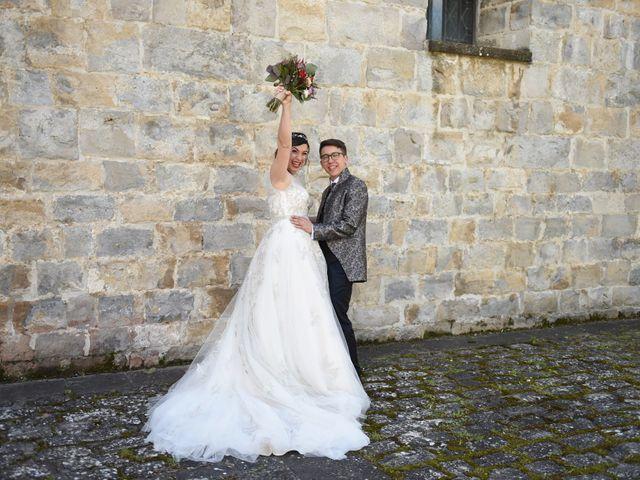 La boda de Imanol y Irati en Pamplona, Navarra 42