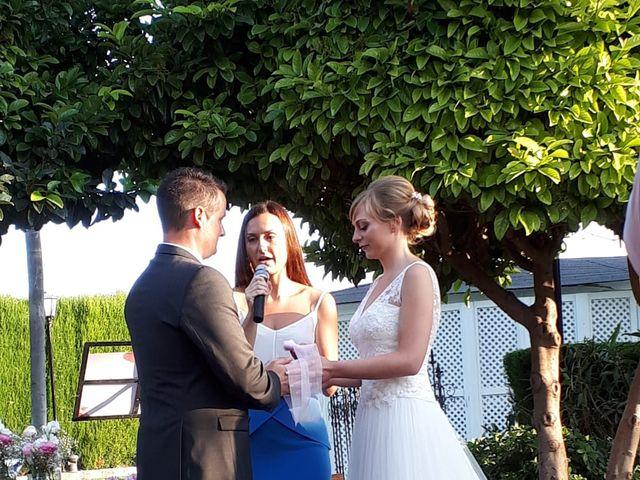 La boda de David y Nathalie en Museros, Valencia 1
