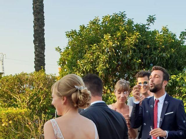 La boda de David y Nathalie en Museros, Valencia 3