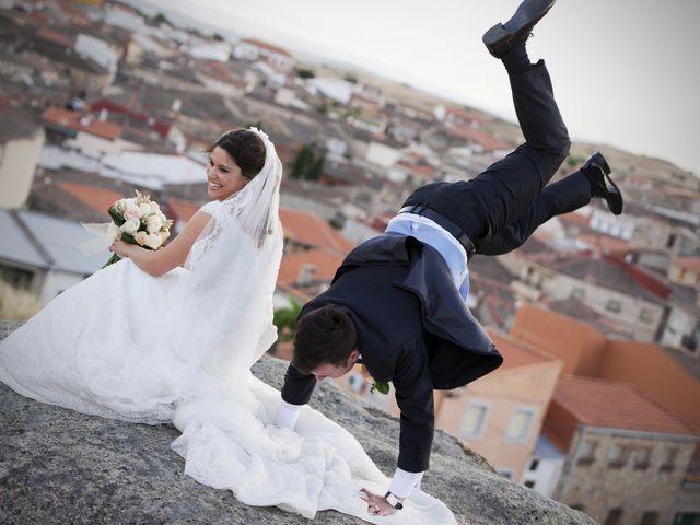 La boda de MariTere y Pablo