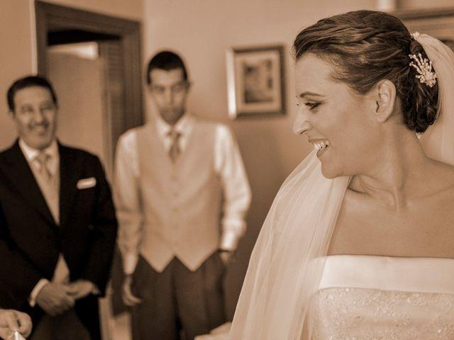 La boda de Javier y Cristina en Santiponce, Sevilla 21