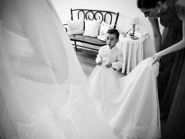 La boda de Javier y Cristina en Santiponce, Sevilla 27