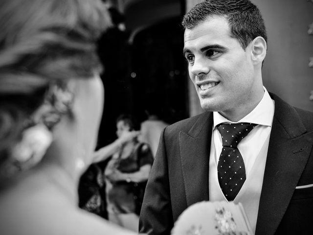 La boda de Javier y Cristina en Santiponce, Sevilla 40