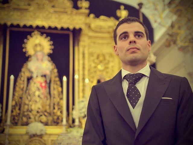 La boda de Javier y Cristina en Santiponce, Sevilla 42