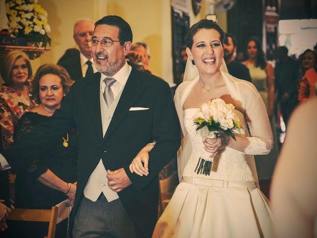 La boda de Javier y Cristina en Santiponce, Sevilla 45