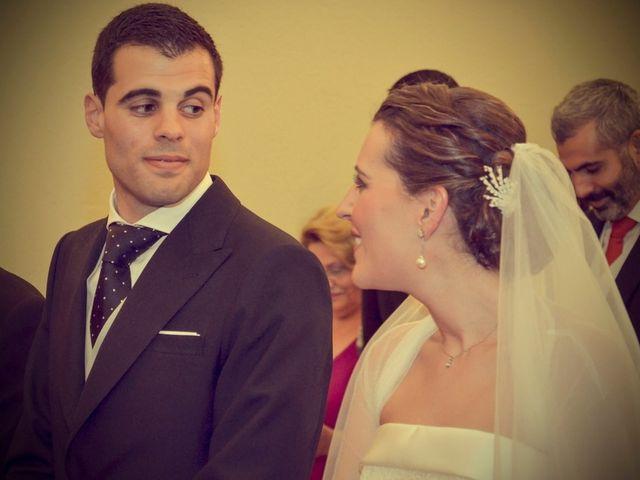 La boda de Javier y Cristina en Santiponce, Sevilla 47