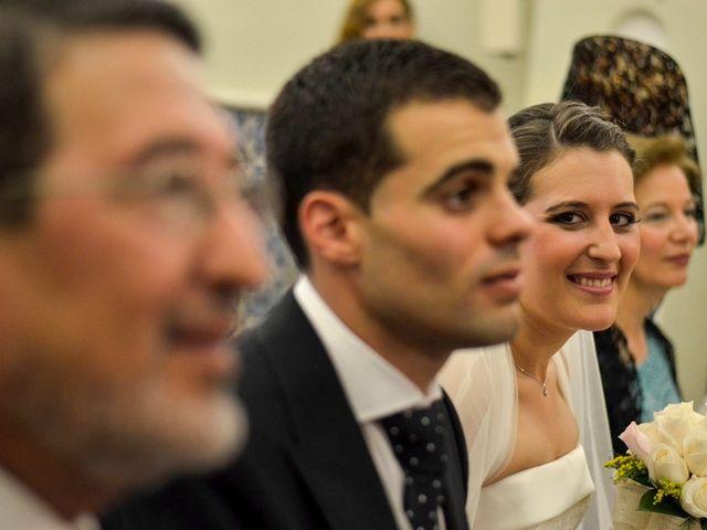 La boda de Javier y Cristina en Santiponce, Sevilla 49