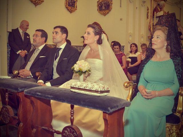 La boda de Javier y Cristina en Santiponce, Sevilla 52