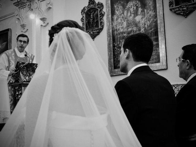 La boda de Javier y Cristina en Santiponce, Sevilla 53