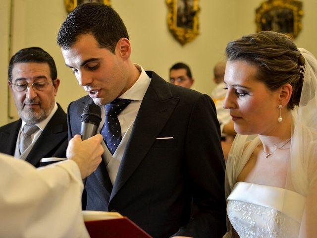 La boda de Javier y Cristina en Santiponce, Sevilla 54