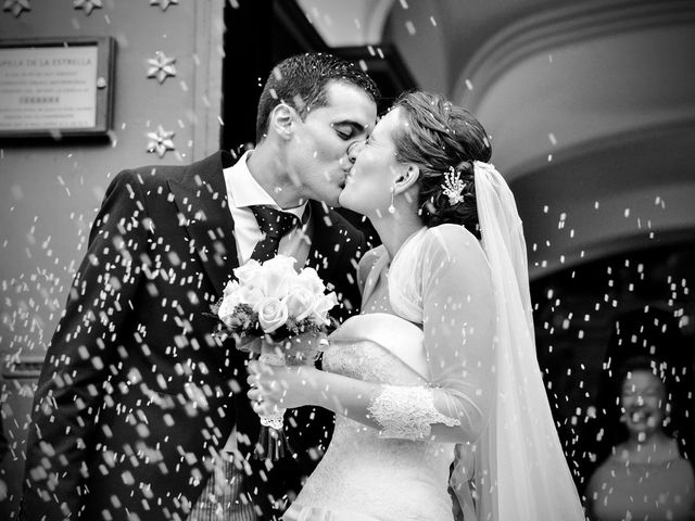 La boda de Javier y Cristina en Santiponce, Sevilla 62