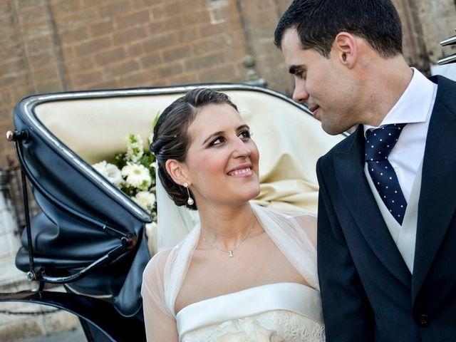 La boda de Javier y Cristina en Santiponce, Sevilla 65