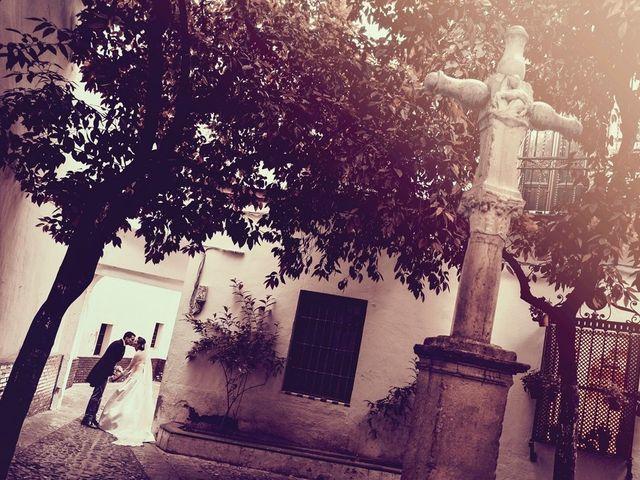 La boda de Javier y Cristina en Santiponce, Sevilla 66