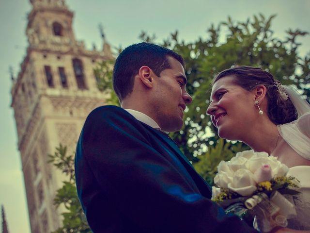 La boda de Javier y Cristina en Santiponce, Sevilla 2
