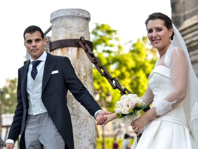 La boda de Javier y Cristina en Santiponce, Sevilla 68