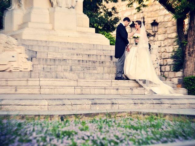 La boda de Javier y Cristina en Santiponce, Sevilla 69