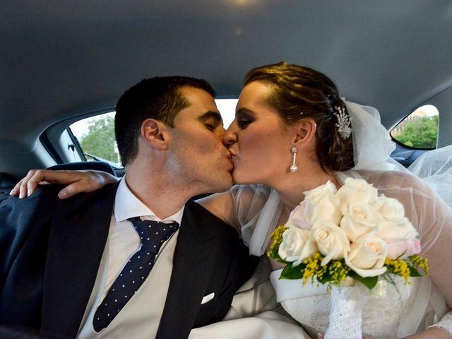 La boda de Javier y Cristina en Santiponce, Sevilla 72
