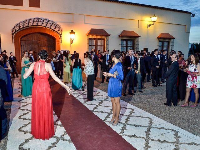 La boda de Javier y Cristina en Santiponce, Sevilla 73