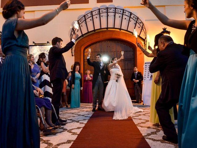La boda de Javier y Cristina en Santiponce, Sevilla 75